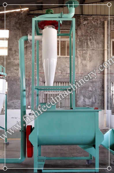 fish feed mixer