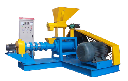 Fish Feed Extruder for Fish Farmers to Produce Quality Feed