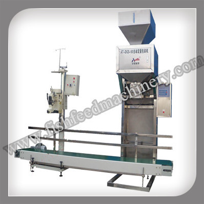 fish feed pellet packager