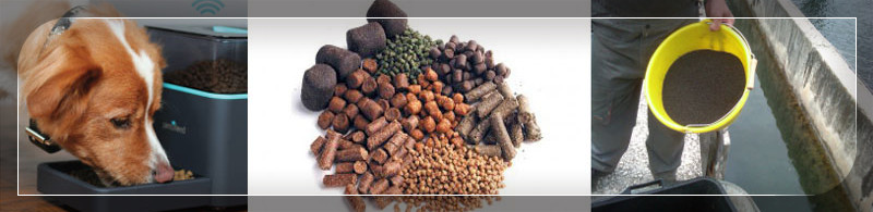 pet & fish feed pellets
