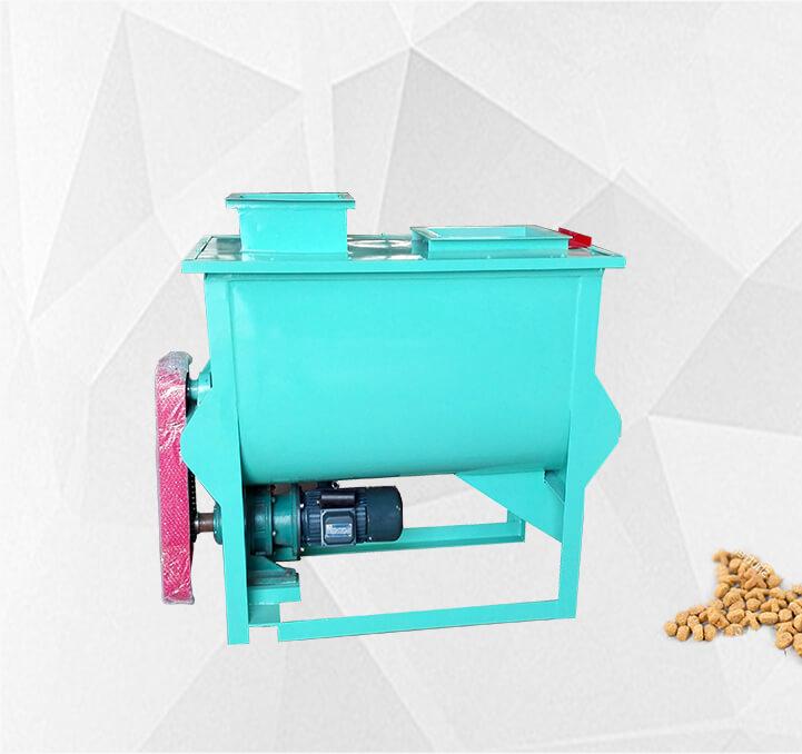 fish feed mixer
