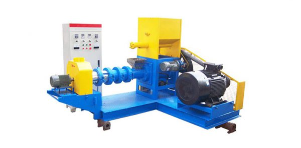 Fish Feed Extruder for Fish Farmers